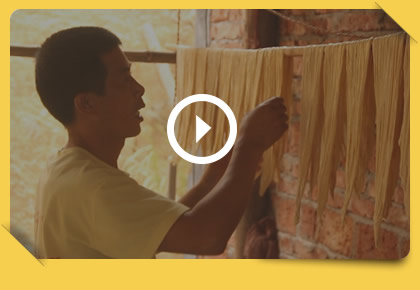 [录像故事] 富足之路──柳州传统手艺腐竹
