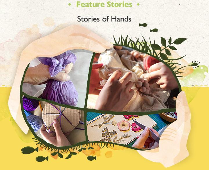 Stories of Hands