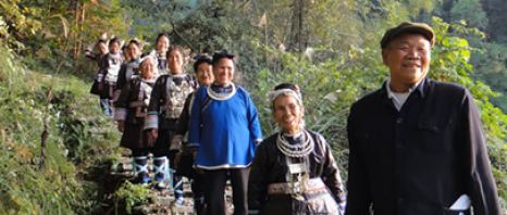 Ancient Trees Guard the Village, Elders Run It— Traditional Village Elders' Organisation Revive the Ethos of Simple Living Enshrined in  Ecological Civilisations